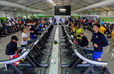 Technogym officiell leverantör till OS i Rio