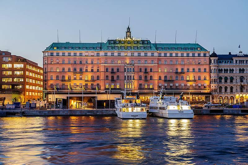 HOTELLGYM – GRAND HOTEL