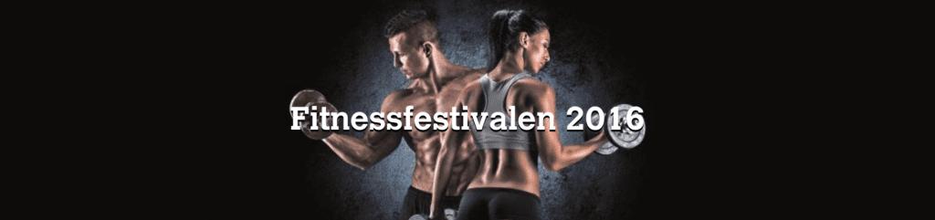 Eventfilm Fitnessfestivalen 2016