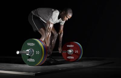 Technogym Olympic Training Plates – viktplattor