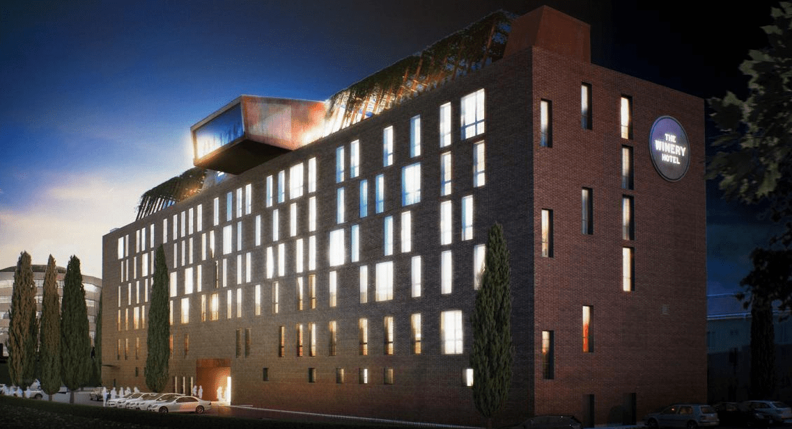 Hotellgym – The Winery Hotel Solna