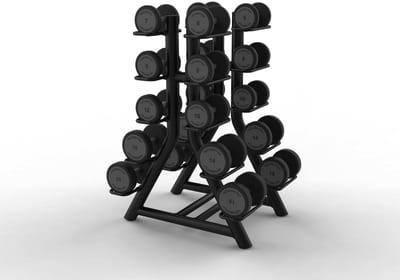 Vertical Dumbbell Rack -hantelställ