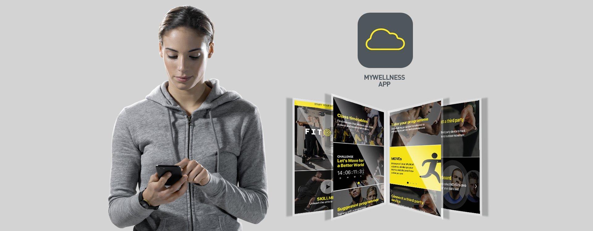 Mywellness – en digital träningsupplevelse