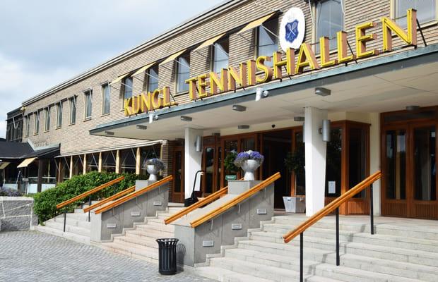 KLTK Gymmet på Kungl. Tennishallen