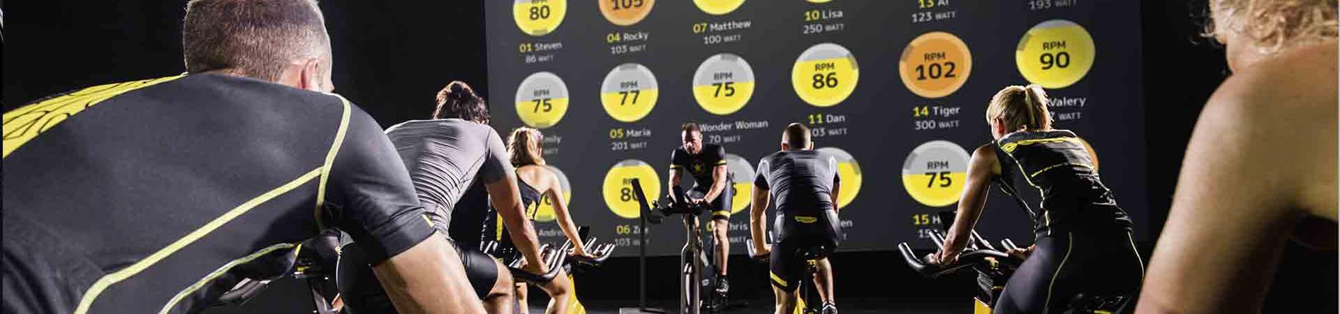 Group Cycle – Vårt svar på Spinning