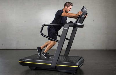 Technogym officiell leverantör av träningsutrustning till OS 2018