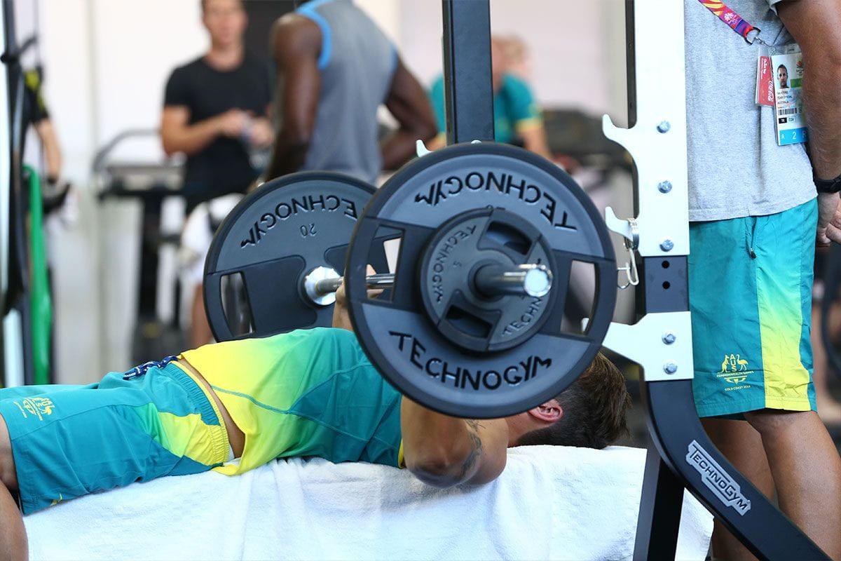 Gold Coast 2018 Commonwealth Games utser Technogym som officiell leverantör av träningsutrustning