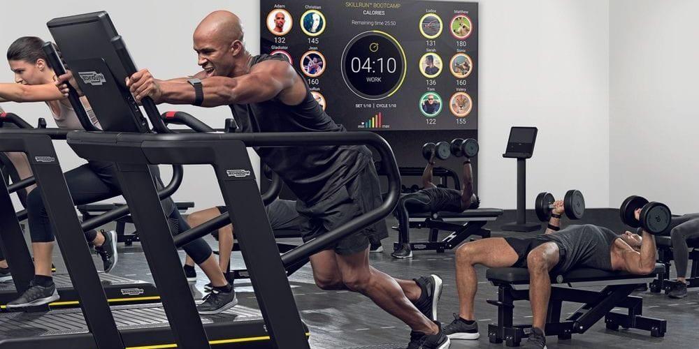 Technogym på Fitnessfestivalen – Norra Europas största event inom  träning, fitness och aktiv hälsa