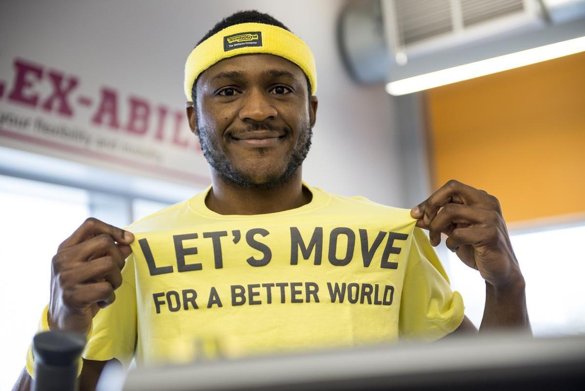 LET`S MOVE FOR A BETTER WORLD 2019 slår alla tidigare rekord