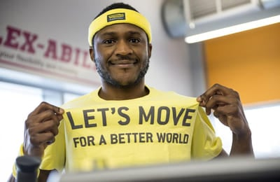 LET`S MOVE FOR A BETTER WORLD 2019 slår alla tidigare rekord