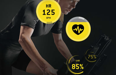 GROUP CYCLE Heart Rate