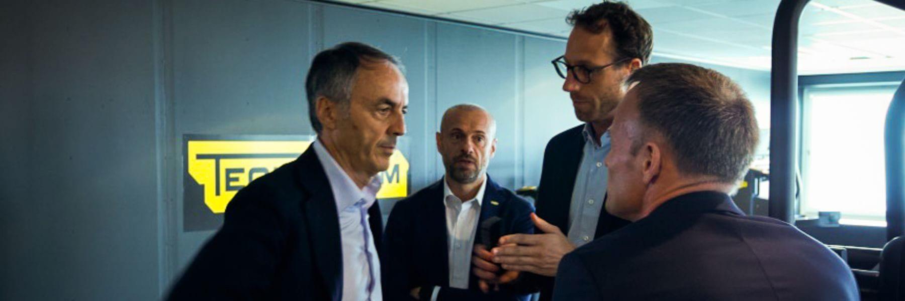 En pratstund med Technogyms grundare Nerio Alessandri