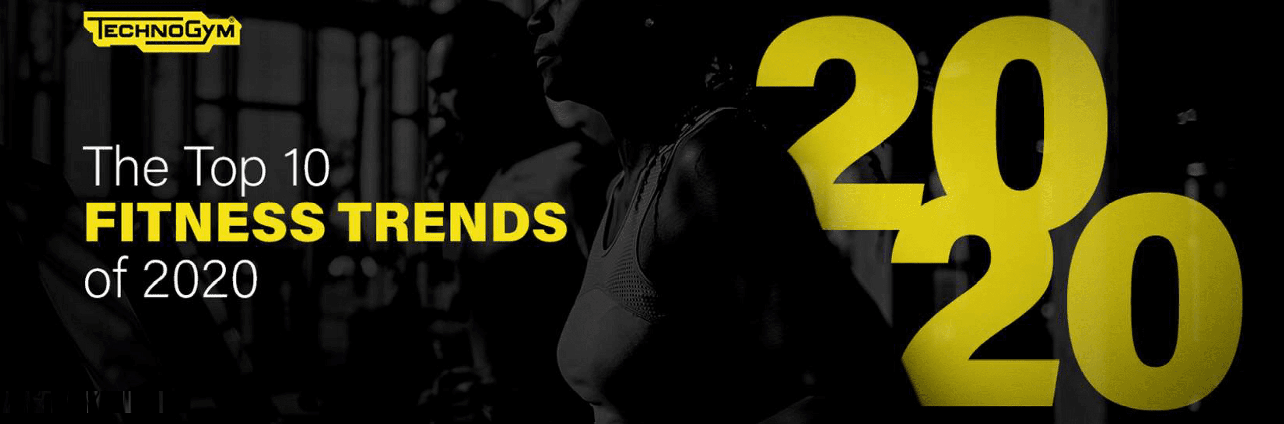 Topp 10 träningstrender 2020