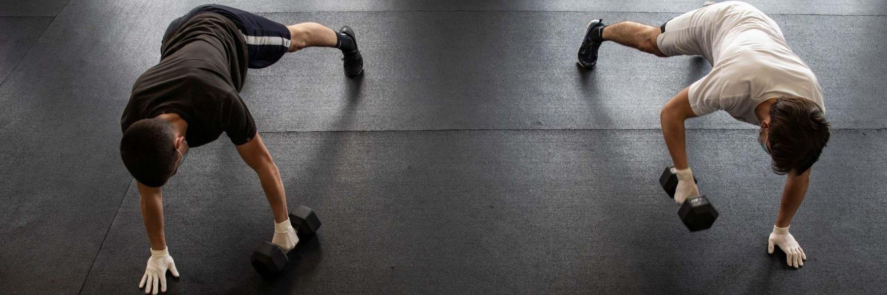 Vad innebär det nya normala för träningsbranschen?