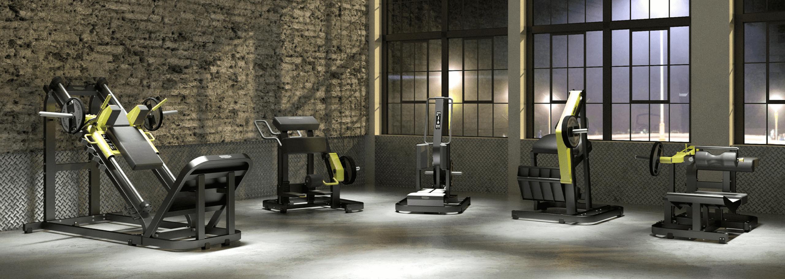 Nytt Technogym PURE-sortiment: Glute Builder Training och nya ikoniska maskiner