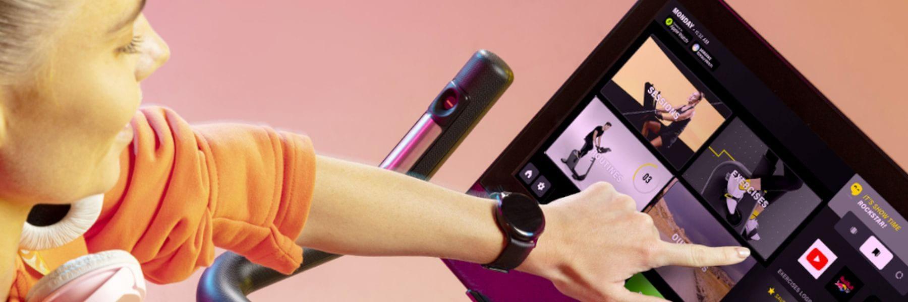 Technogym leder den digitala träningsrevolutionen
