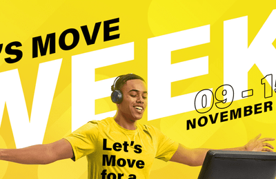 Let´s Move Week 2020