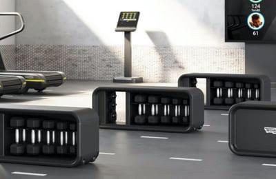 Technogym Bench – För dig som driver gym