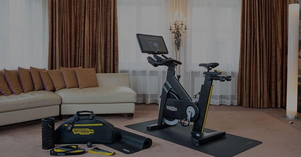 Träning på hotell – lösningar för hotellrummet