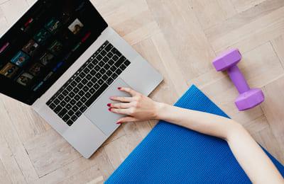 Digital träning – Ge dina medlemmar möjligheten att träna var de än befinner sig