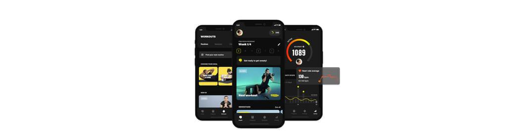 Nyhet – Technogym app – maximalt med resultat på minimalt med tid