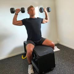 Niclas Wahlgern – TG bench