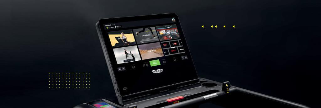 Uppgradera dina konditionsmaskiner med Technogym LIVE