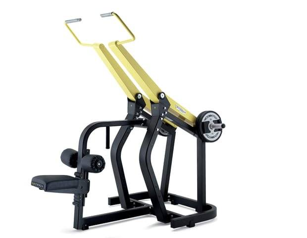 Pure Strength pulldown