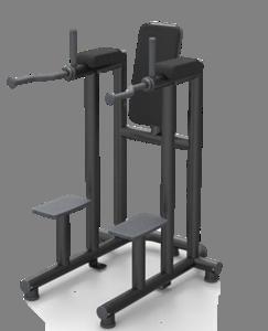 Fitness Benches – Leg Raise Dippipenkki