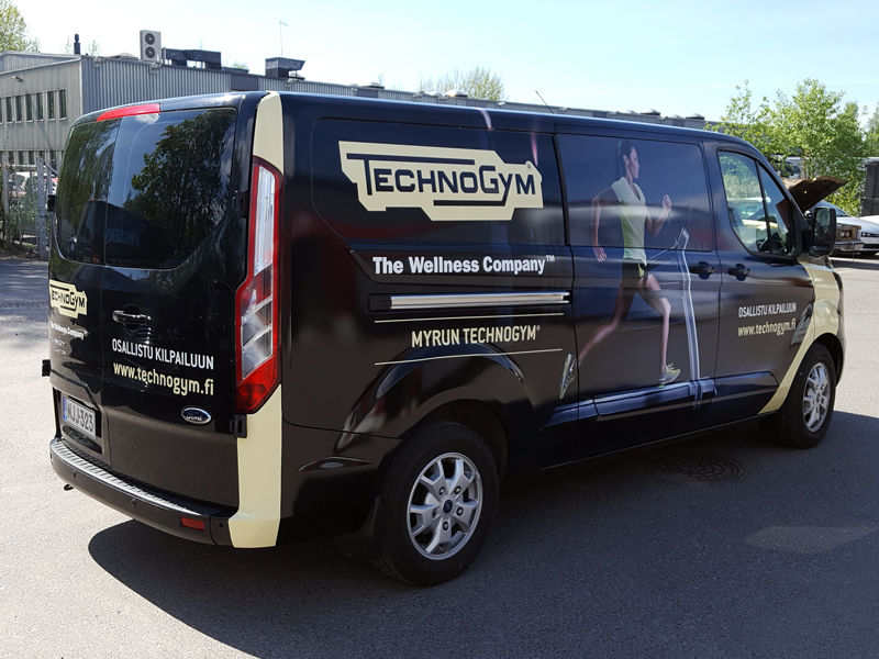 Technogym-auto