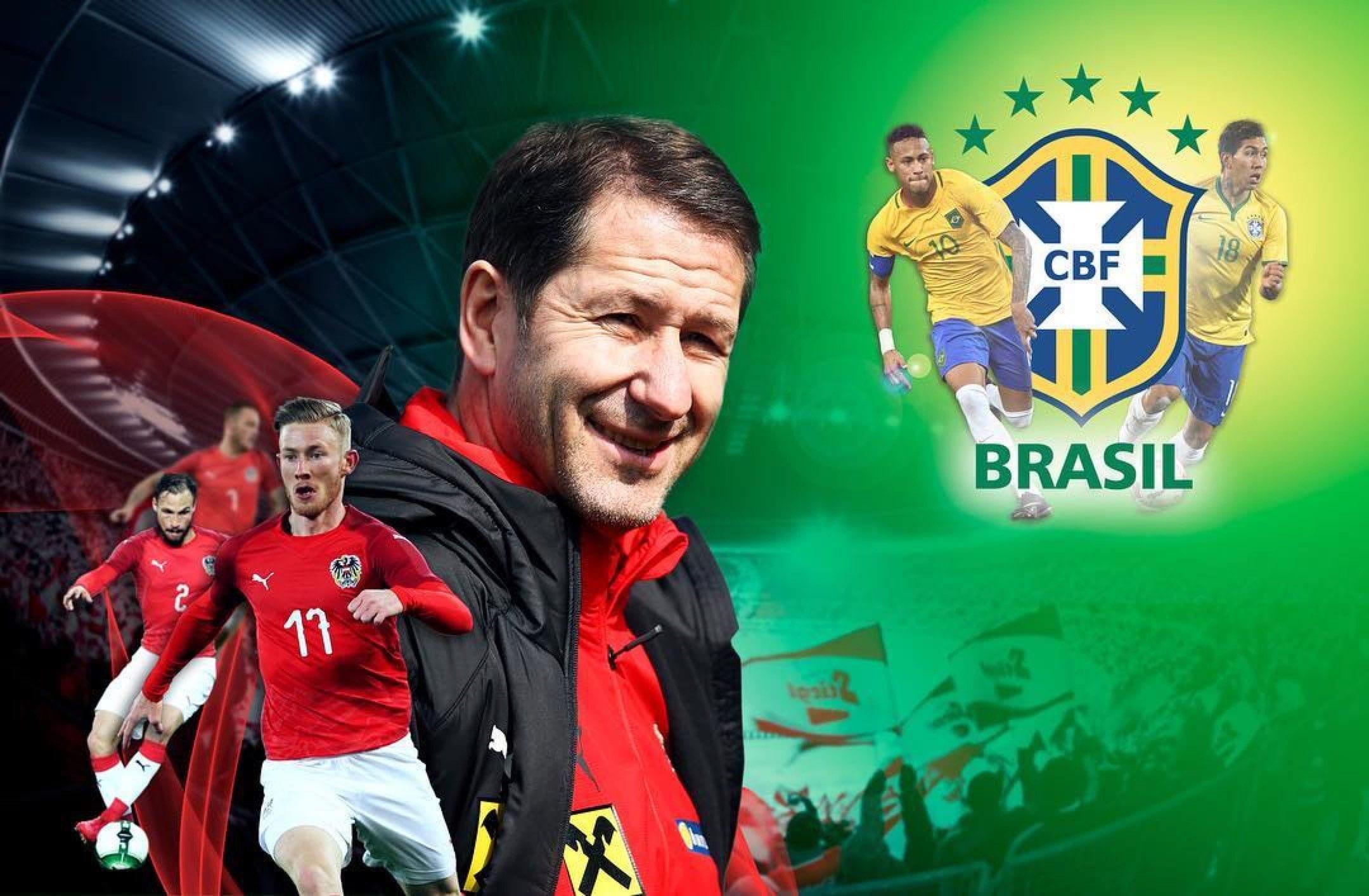 Technogymistä Brasilian ja Venäjän maajoukkueiden virallinen laitetoimittaja jalkapallon MM-kilpailuissa 2018