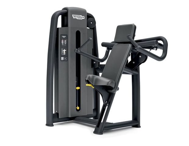 Technogym Selection 700 painopakkalaite olkaprässi shoulder press