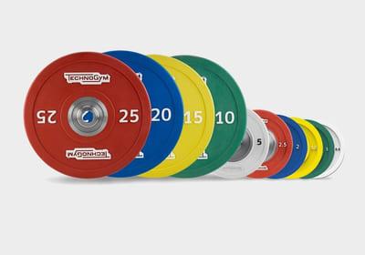 Bumper Plates Levypainot