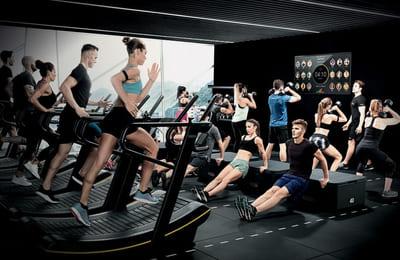 Asiakaspitoa ja harjoittelumotivaatiota liikuntahaasteilla