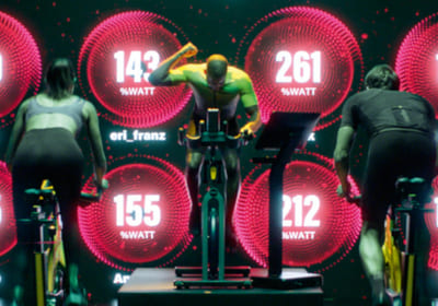 Group Cycle sisäpyöräily