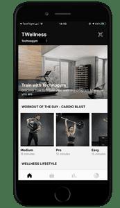 Twellness Coaching app kotikuntoiluun