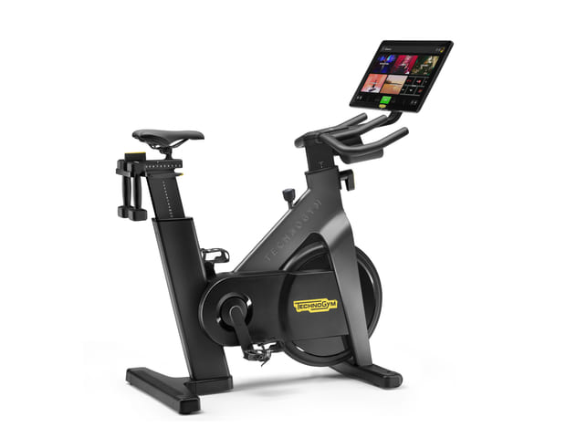 technogym bike qicraft
