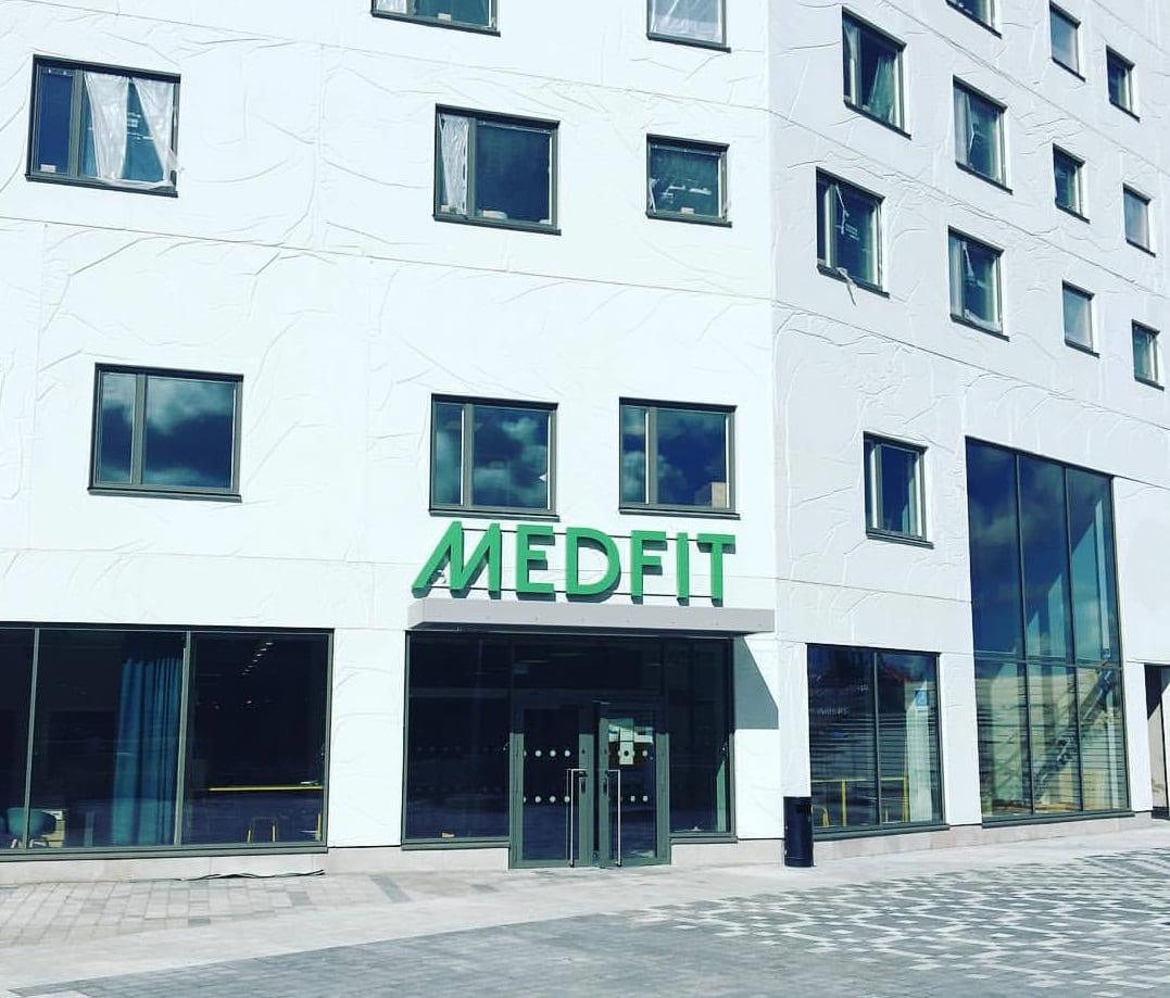Terveyden ylläpito ja hyvinvointipalvelut Medfitissä