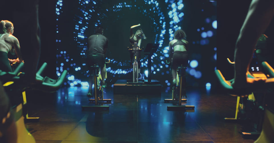 Uusi Group Cycle – unohtumaton spinning-tunti