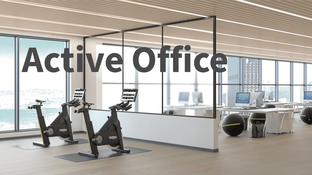 aktiivinen työympäristö