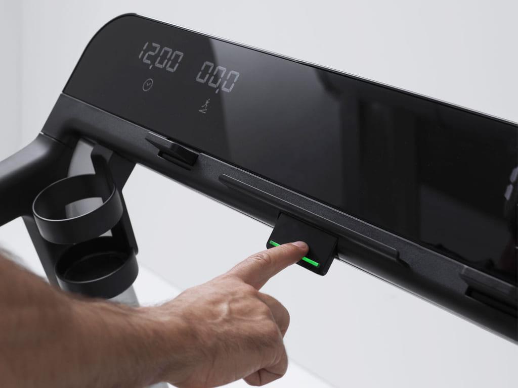 MyRun jooksulint - WakeUp sensor