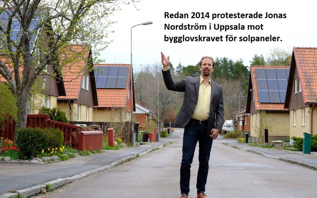 Bygglov och solceller, vad gäller?