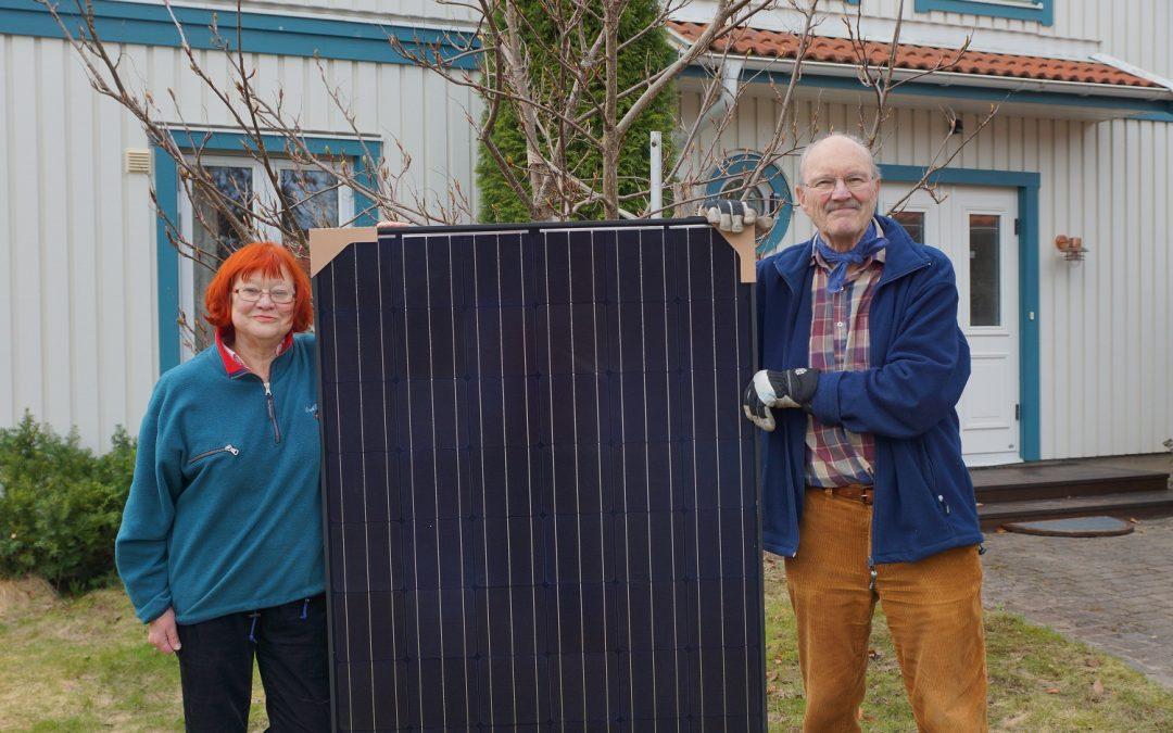 Regeringen ändrar sig om uteblivet solcellsbidrag