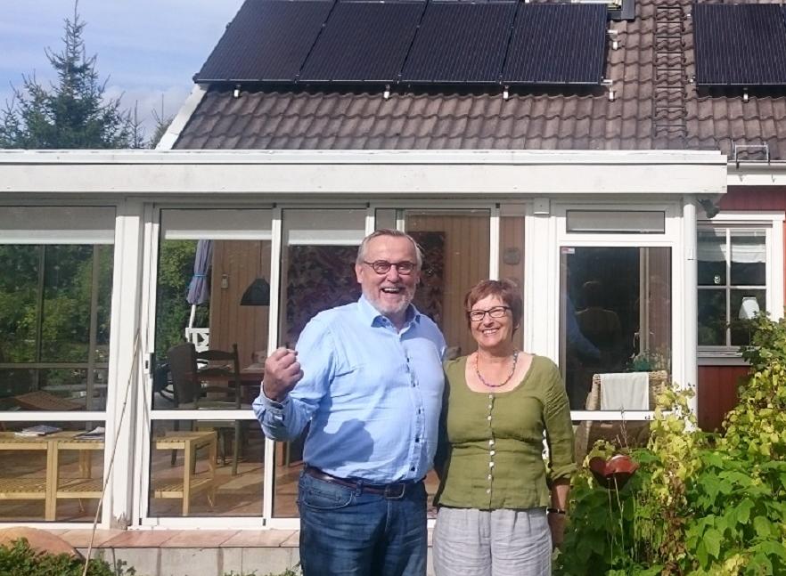 Vårkampanj Uppsala Solenergiprojekt