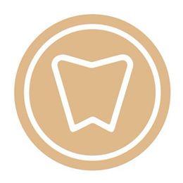 Tandläkare Rosa Ansaris logga
