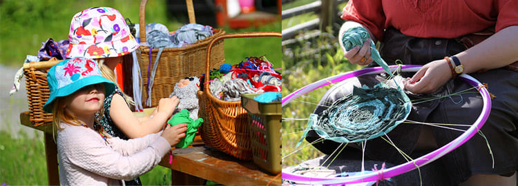Barn och familj sommarprogram